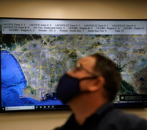 What lasting impact will the pandemic have on America's first responders?