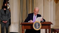 Biden orders Justice Dept. to end use of private prisons