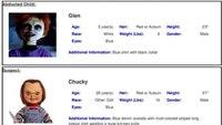 Horror icon 'Chucky' featured in mistaken Amber Alert