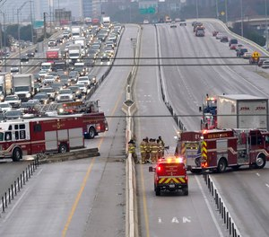 Public safety response to an MCI in Fort Worth, Texas, was put fully to the test after a crash involving more than 130 vehicles occurred after a night of freezing rain on I-35W.