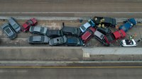 6 dead, dozens injured in pileup of 130+ vehicles in Texas