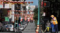 Police step up patrols after violent attacks on elderly in Bay Area's Chinatowns
