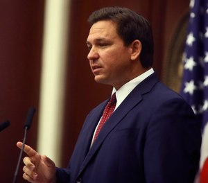 Florida Gov. Ron DeSantis has proposed $1,000 bonus payments to first responders as part of the state's distribution of American Rescue Plan funds.