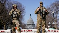 US Capitol Police officials seek 2 more months of National Guard help