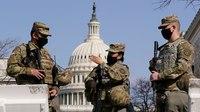 Pentagon approves extending Guard deployment at Capitol