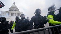 2 Va. FF-medics raced to treat officers at Capitol during Jan. 6 riot, documents show