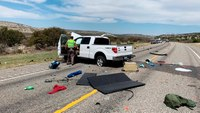 8 immigrants killed when pickup crashes in Texas border city