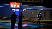 Ga. massage parlor shootings leave 8 dead; man captured
