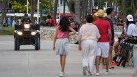 Miami Beach confronts disastrous spring break: 1,000 arrests, 100 guns seized