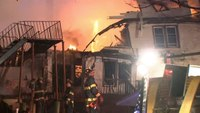 NY firefighter missing, 2 firefighters injured in fatal assisted living facility blaze