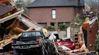 5 dead, first responders injured in central Alabama storms