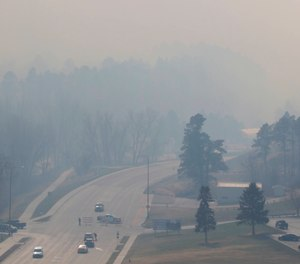 The Schroeder Fire near Rapid City, S.D. burned more than 2,200 acres and led to 400 homes being evacuated last month.
