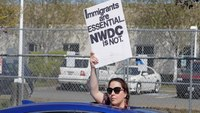 Bill in Wash. state would ban private immigration jail