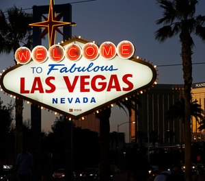 Community Ambulance personnel are assisting in the safe reopening of MGM Resorts in Las Vegas through COVID-19 vaccines for employees and testing for guests.