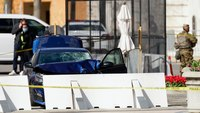 Official: Suspect in Capitol car attack suffered delusions