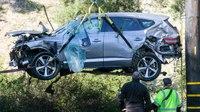 Tiger Woods was speeding before crash, sheriff says