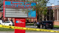 Officer shot at Tenn. high school recovering