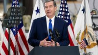 N.C. governor signs law that bans shackling of incarcerated pregnant women
