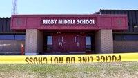 Sheriff: Girl shot 3 at Idaho middle school; teacher disarmed her