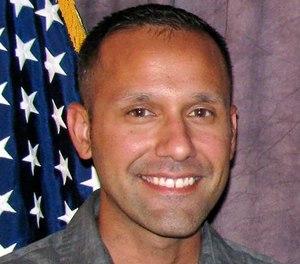 Boulder Police Officer Richard Steidell.
