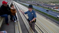 Colo. State Patrol steers drag racing off streets, onto track
