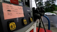 NC county limits rigs sent to some calls amid fuel shortage
