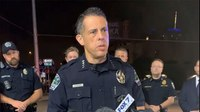 Police arrest 1 of 2 suspects in Austin mass shooting that wounded 14