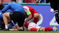 Danish soccer star collapses on field, 'was gone,' before defib