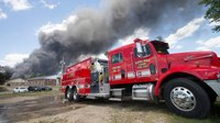 Foam brings Ill. chemical plant fire under control