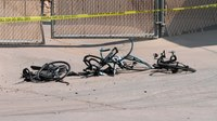 Police shoot truck driver who plowed into Ariz. bike race, fled