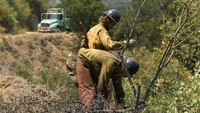 'Fire monks' ready to defend monastery from Calif. blaze