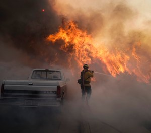 """What was once referred to as the fire season is increasingly being called the fire year. As the U.S. Department of Agriculture explains, """"Wildfire is year-roundfor much of the United States and the Forest Service is shifting to the concept of a fire year."""""""