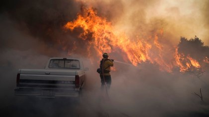 Experts warn 2021 wildland fire season will be severe