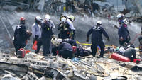 Death toll rises to 9 in Fla. condo collapse; 150 still missing