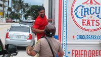 At Surfside condo collapse, volunteers shower first responders with food, water