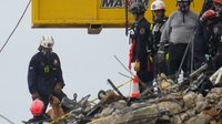 Remains of 2 children pulled from Fla. condo collapse