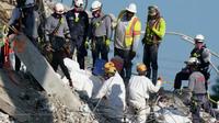 Body of Miami FF's daughter found in condo collapse
