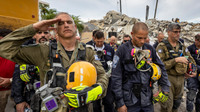 Search in Florida collapse to take weeks; deaths reach 90