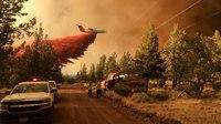 Fuel shortages in Ore., Utah threaten air response to wildfires