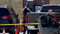 2 Baltimore officers on US task force shot, suspect killed