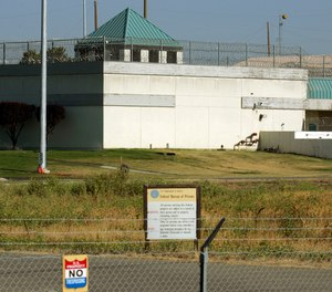In this July 20, 2006, file photo, the Federal Correctional Institution in Dublin, Calif.
