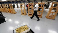 Ammunition shortage affects police as US gun sales soar