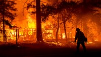 5K+ firefighters battle 'explosive growth' at Dixie Fire