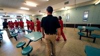 Immigrant detentions soar despite Biden's campaign promises