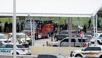 Police officer, suspect dead after violence outside Pentagon