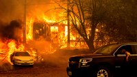 'Firefighters getting guns pulled out on them': Calif. residents resist evacuations