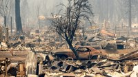 3 wildfire lessons for forest towns as Dixie Fire destroys historic Greenville, California