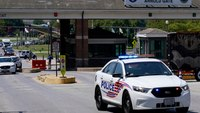 DC military base briefly locked down amid report of gunman
