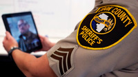 Chicago-area cops dealing with mental health crises one Zoom call at a time