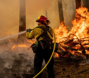 Most men and women who sign up to be wildland firefighters do so because they enjoy the adventure, the opportunity to spend time in the great outdoors, and the camaraderie of working as part of a team.